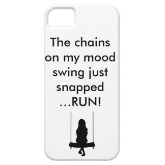 Mood Swing Phone Case Barely There iPhone 5 Case