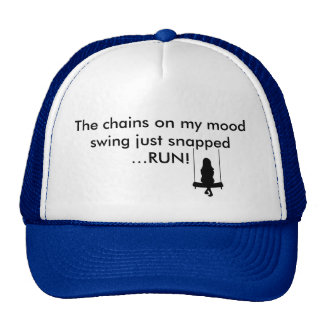 Mood Swing Trucker Hat