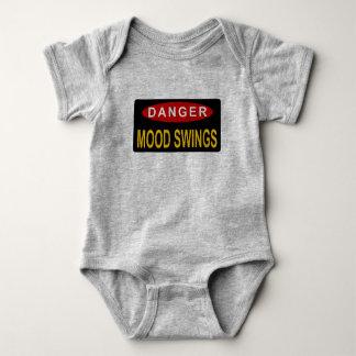 Mood Swings Jump Baby Bodysuit