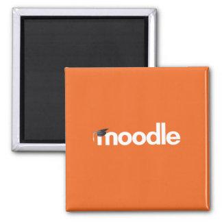 Moodle Magnet: Orange Magnet