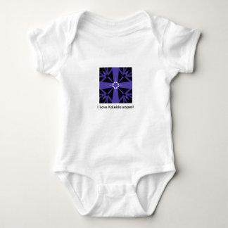 Moody Blue Baby Bodysuit