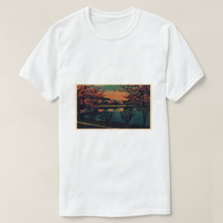 Moody Lake Pictures from home. T-Shirt
