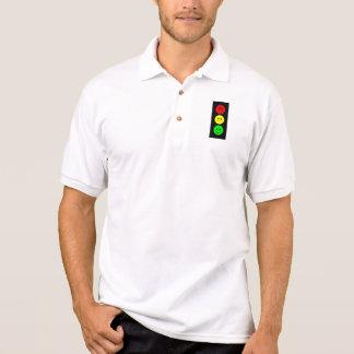 Moody Stoplight Polo Shirt