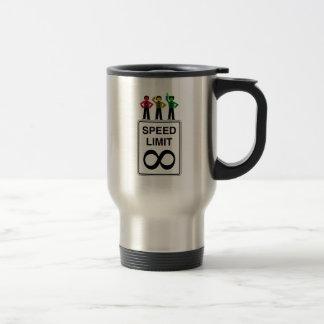 Moody Stoplight Trio Infinite Speed Limit Travel Mug
