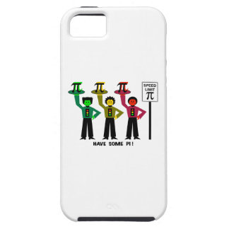 Moody Stoplight Trio Next To Speed Lim Pi Sign w/C iPhone 5 Cover