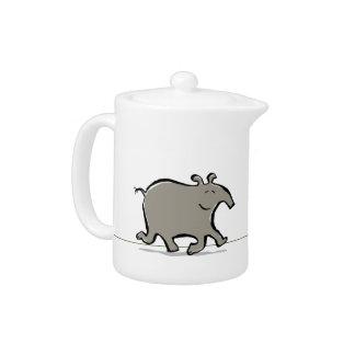 moody tapirs