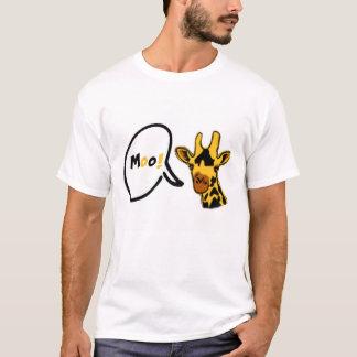 Mooing giraffe ! T-Shirt