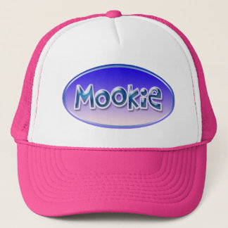 MOOKIE TRUCKER HAT