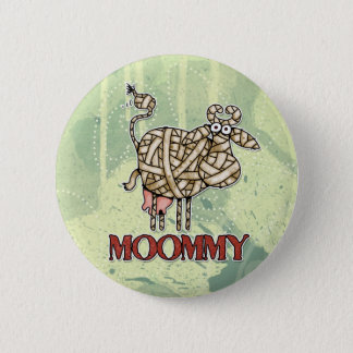 moommy 6 cm round badge