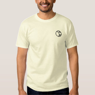 MOON3000 Uniform Embroidered T-Shirt