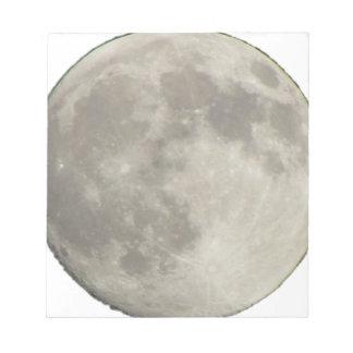 Moon 201711i notepad