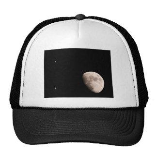 Moon and Jupiter Cap