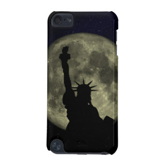 Moon and Lady Liberty iPod Touch 5G Cases