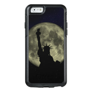 Moon and Lady Liberty OtterBox iPhone 6/6s Case