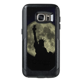 Moon and Lady Liberty OtterBox Samsung Galaxy S7 Case