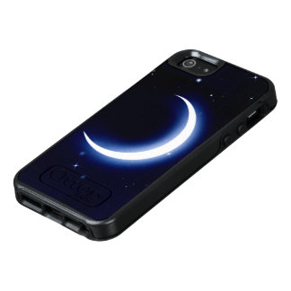 Moon and Stars OtterBox iPhone SE Case