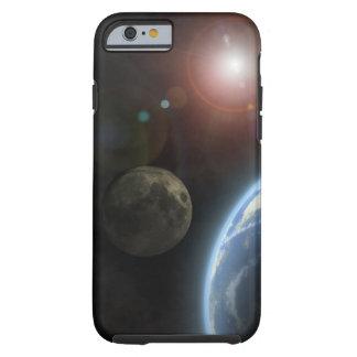 Moon and Sun Tough iPhone 6 Case