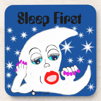 Moon and The Stars...and Sleep is What We Need Coasters