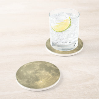 Moon Beverage Coaster
