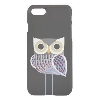 Moon Bird iPhone 7 Clear Case