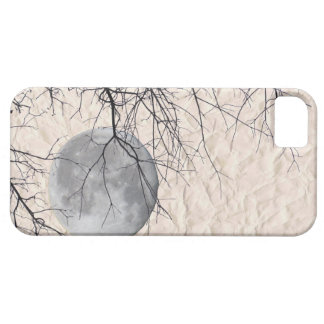 moon branches iPhone 5 cover