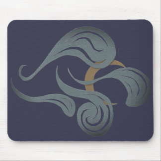 Moon Breeze Fog Mouse Pad