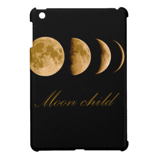 Moon child iPad mini cover
