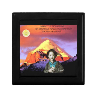 Moon Child Small Square Gift Box