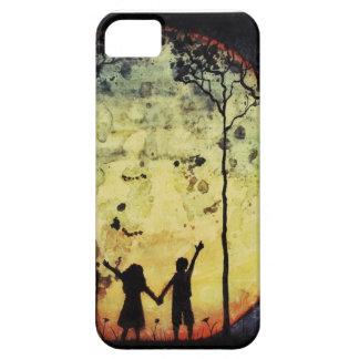 Moon Children iPhone 5 Covers