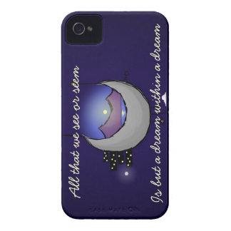 Moon City iPhone Case