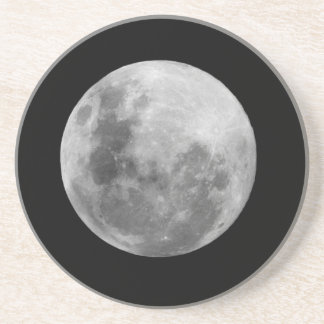Moon Beverage Coasters
