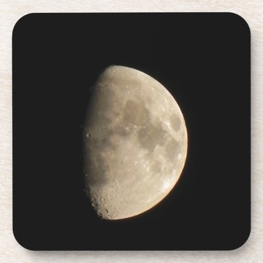Moon Drink Coasters