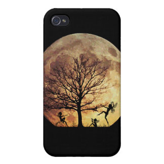 Moon Dance Midnight Speck Case iPhone 4/4S Cover