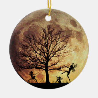 Moon Dance Ornament