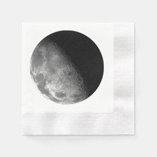 Moon Disposable Serviette