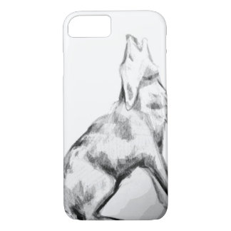 Moon Dogging iPhone 8/7 Case