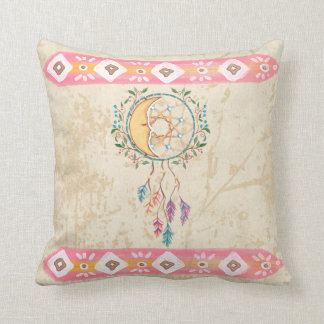 Moon Dream Catcher ID378 Cushion