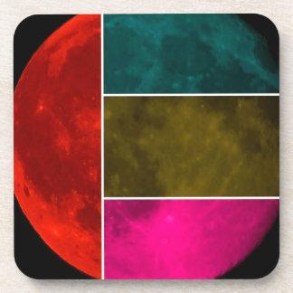 Moon Drink Coaster