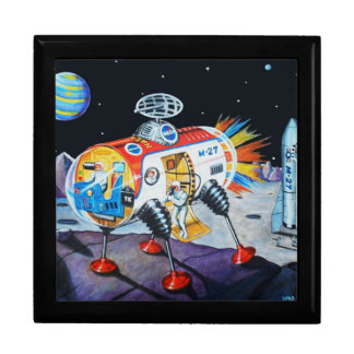 MOON EXPLORER LARGE SQUARE GIFT BOX