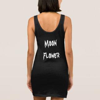 Moon Flower Sleeveless Dress
