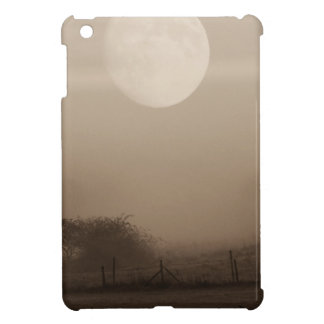 moon fog iPad mini case