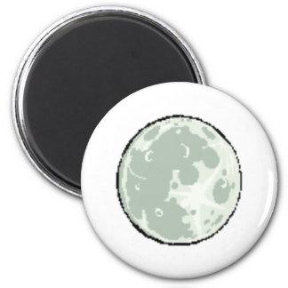 Moon Fridge Magnets