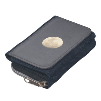 Moon from sardinia wallet