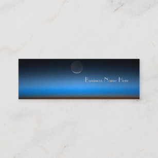 Bookmark business cards zazzle au moon from space bookmark business cards colourmoves
