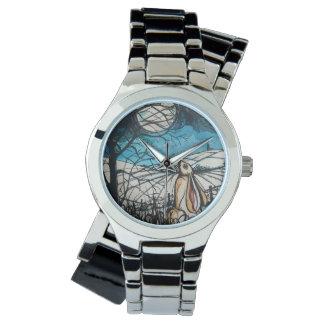Moon Gazer Hare Watch