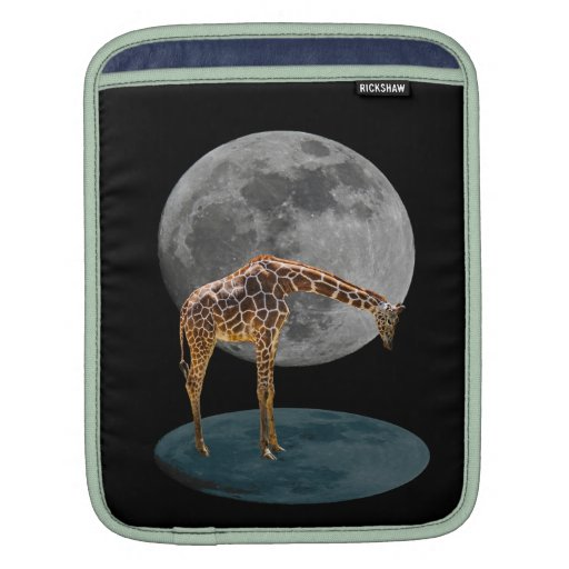 MOON GIRAFFE SLEEVES FOR iPads