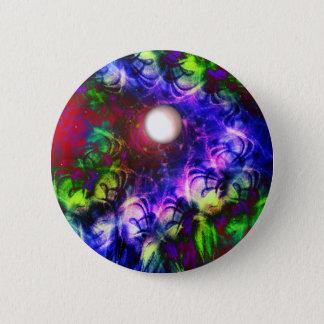 Moon Glow 6 Cm Round Badge