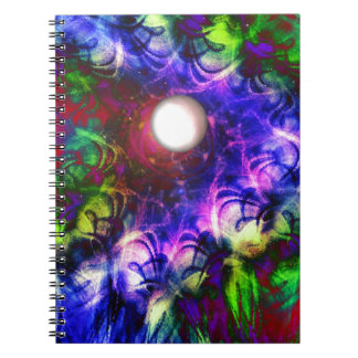 Moon Glow Notebook