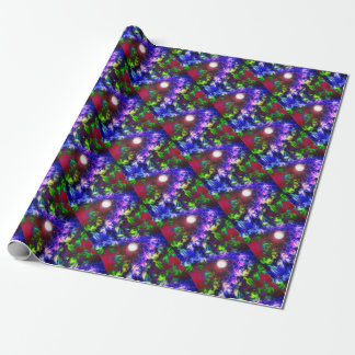 Moon Glow Wrapping Paper
