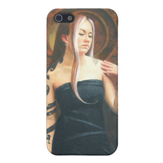 Moon Goddess iPhone 5 Covers